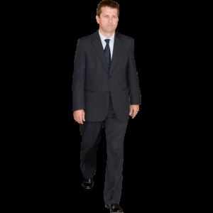 Man-in-Suit-Walking