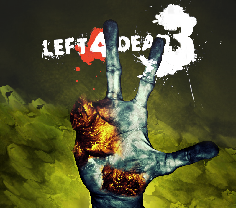 Left 4 Dead 3 in productie