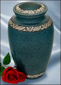 urna cenusa